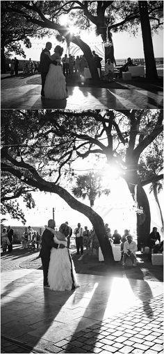April & Joe's Destin Bay House Wedding {Destin Florida Wedding Photographer} | Kacie Q Photography