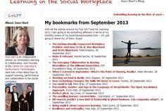 Jane Hart's September articles