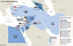 La mosaïque des chrétiens d'Orient