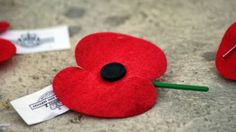 For The Fallen They shall not grow old, as we that are left grow old, Age shall not weary them, nor the years condemn. Anzac Poppy, Anzac Day, Daily Photo, Low Key, Stitching, Corner, Culture, Traditional, Board