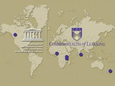 What is the Commonwealth of Learning? Commonwealth, Science, Learning, Movies, Movie Posters, Art, Organization, Art Background, Films