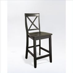 Special Offers - X-Back Bar Stool in Black w 24 Inch Seat Height- Set of 2 - In stock & Free Shipping. You can save more money! Check It (June 20 2016 at 05:14AM) >> http://counterstoolsusa.net/x-back-bar-stool-in-black-w-24-inch-seat-height-set-of-2/
