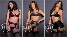 Agent Provocateur Sale NOW ON with up to 75% off lingerie