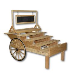 wagon cart for markets - Google Search