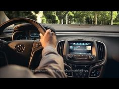 The famous Siri personal assistant from Apple is now provided with Buick's Intellilink infotainment system in the 2014 LaCrosse and Regal vehicles.