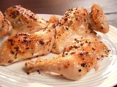 Roasted Chile-Lime Chicken from CookingChannelTV.com