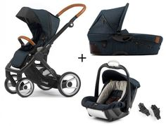 Mutsy Evo Industrial 3-in-1 stroller set - buy online | myPram