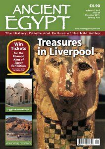 Ancient Egypt Magazine  Digital Issues Free Trial