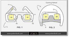 MSが開発する「3D投影アイウェア」