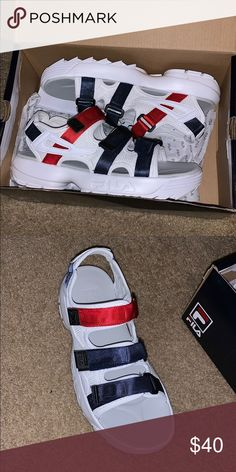 775467a5c4a8da Fila Sandals Nice fashionable sandals Fila Shoes Sandals Fila Sandals