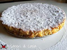 Italian Cake, Italian Cookies, Italian Desserts, Italian Recipes, Cookbook Recipes, My Recipes, Sweet Recipes, Dessert Recipes, Italian Pastries