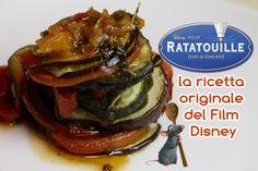 Ratatouille, ricetta originale del film Disney