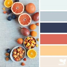 Living room colors palette design seeds New ideas Color Balance, Color Harmony, Harmony Design, Paleta Pantone, Colour Pallete, Color Palettes, Color Combos, Fall Color Palette, Orange Design