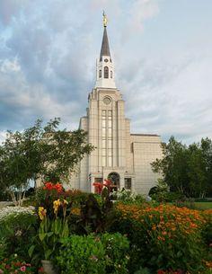 Boston Massachusetts Temple of The Church of Jesus Christ of Latter-day Saints. #LDS #Mormons