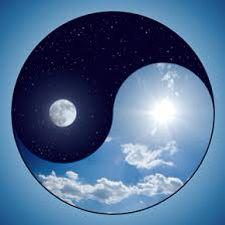 Yin and yang ❤️
