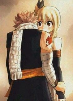 Fairy Tail Nalu (Natsu and Lucy). Fairy Tail Lucy, Fairy Tail Nalu, Fairy Tail Ships, Fairy Tail Fotos, Fairy Tail Amour, Arte Fairy Tail, Image Fairy Tail, Fairy Tail Guild, Fairy Tail Couples