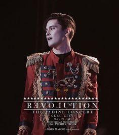Revolution Cebu May 19 2018 (ekg production) James Reid, Cebu City, Nadine Lustre, Jadine, Revolution, Beautiful Pictures, Punk, People, Photography