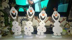 lexyskreativblog: OLAF der etwas andere Schneeman (die Eiskönigin)