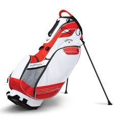 d0c81b35b5 NEW Callaway Golf 2018 Hyper-Lite 3 Stand Bag - Pick the Color & Strap!