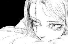 I'll see you in the Nightosphere Black And White Girl, White Girls, See You, Female, Retro, Dark, Anime, White Chicks, Cartoon Movies