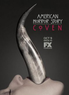 American Horror Story - Coven。