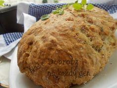 Recept Chléb - Damper. ze země klokanů - Naše Dobroty na každý den   Recepty online Fries, Pork, Bread, Homemade, Kale Stir Fry, Home Made, Brot, Baking, Breads