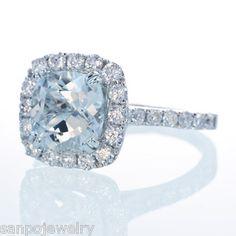 2.70 Aquamarine Ring