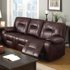 Burgundy And Brown Living Room | Sofas   Modern Furniture   Living Room  Sofas, More