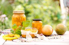 Mango-ananashillo Cantaloupe, Mango, Table Decorations, Fruit, Food, Home Decor, Pineapple, Manga, Decoration Home
