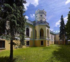 Pałace w śląskim - Pławniowice, Nakło, Brynek i inne - Poznaj Polskę