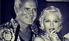 Madonna pays tribute to Gianni Versace on 18 year anniversary of his murder