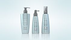 Oriflame's HairX Advanced Range on Packaging of the World - Creative Package Design Gallery