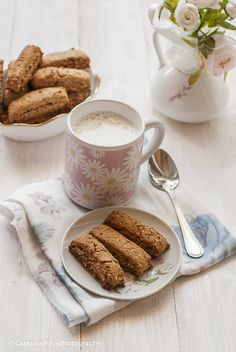 biscotti  integrali senza burro senza uova e senza lievito per una colazione sana e leggera