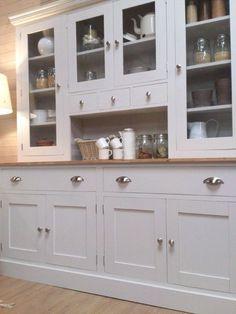 Image result for custom kitchen dresser