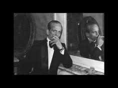 Klaus Kinski spricht Francois Villon - Ich bin so wild nach deinem Erdbe...