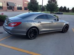 Mercedes Mansory CLS63!!! Another dream car!!! Ray Donovan