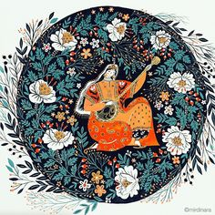 *.* Added another person to the list of my favourite artists--Dinara Mirtalipova
