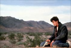 Thomas Howell as Jim Halsey, reaching breaking point in 'The Hitcher' - Halsey, 80s Movies, Film Movie, King Kong, The Hitcher, The English Patient, Movie Subtitles, Maze Runner Movie, Tommy Boy