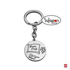 Personalized Items, Key Fobs, Parts Of The Mass, Steel, Get Well Soon, Presents