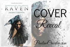 CELTICLADY'S REVIEWS: Chronicles of Steele Raven Cover Reveal!
