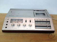 PHILIPS N-2536 Audio, Cassette Recorder, Philips, Tv Videos, Vintage, Deck, Buttons, Dreams, Stars