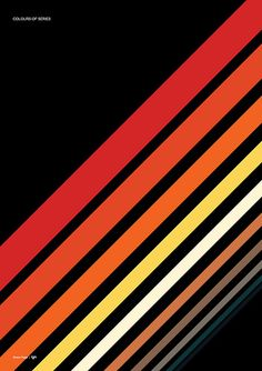SUNRISE - Colour of Poster Series by simoncpage, via Flickr