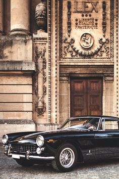 "italian-luxury: ""1962 Ferrari 250 GTE 2+2"""