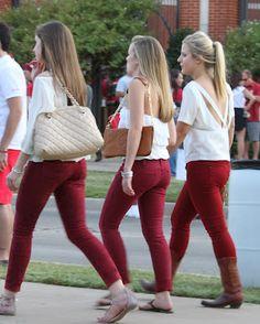 #OU #Oklahoma #Football Fans