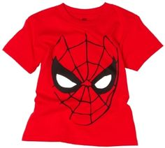 Spiderman shirt for party