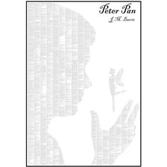 Spineless Classics Peter Pan - 70x100cm ($54) ❤ liked on Polyvore featuring home, home decor, wall art, disney, art, backgrounds, pictures, quotes, typography wall art and quote wall art