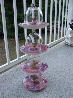 Look what the cat brought home! Flower Tower, Tiered Cakes, Garden Ideas, Patio, Pretty, Flowers, Yard, Terrace, Landscaping Ideas