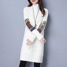 rochie pulover impletita cu guler inalt  pret rochie pulover impletita ieftine Cauta acum Haine online ieftine si de firma din magazinele online de haine! Beautiful Outfits, Beautiful Clothes, Rubrics, Cover Up, Simple, Shopping, Cart, Dresses, Fashion