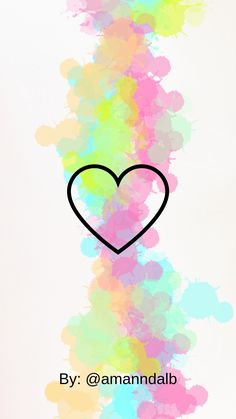 Heart Wallpaper, Wallpaper Ideas, Wallpaper Backgrounds, Wallpapers, Love Heart, Highlights, Hearts, Instagram, Cover