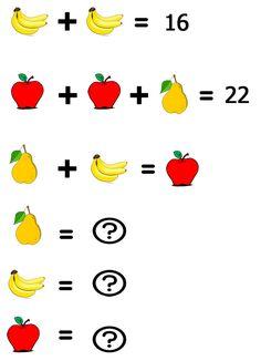 Una delle credenze che intendo sfatare fa riferimento al fatto che il pensiero computazionale sia qualcosa legato alla tecnologia. Non c'è niente di più sbagliato che avere questa convinzione! Addirittura Jeannette Marie Wing, ovvero colei che ha portato alla ribalta tale concetto, ha affermato che si tratta di una competenza fondamentale per tutti, non solo … Math Logic Puzzles, Funny Puzzles, Mind Puzzles, Math Games, Emotions Preschool, Preschool Math, Math Classroom, Toddler Learning Activities, Math Activities
